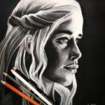 Daenerys Targaryen, Reine des Dragons-min